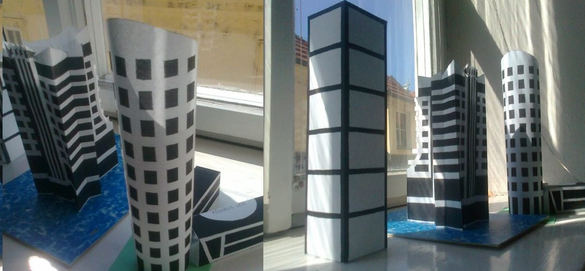 postav si svůj mrakodrap
